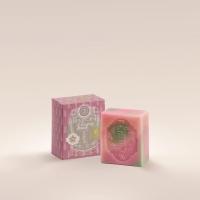"""Snow Matheson text"" Peony bud No.003 moist fragrance soap (L) -170 ± 10g / a"