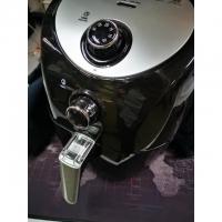 MEC 1.5L Air Fryer (READY STOCK) - 4 Functions (Fry, Roast, Grill & Bake) -1 Year Warranty -3 Pin Plug - Rapid Heatwave