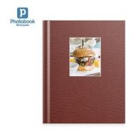 "8"" x 11"" Medium Portrait Debossed Hardcover Photobook [e-Voucher] Photobook"
