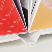 "Photobook Malaysia Square Imagewrap Premium Lay Flat Photobook (8"" x 8"")"