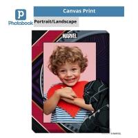 """Canvas Prints (12"""" x 18"""") [e-Voucher] Photobook"""
