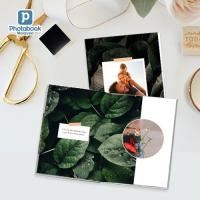 "Photobook Malaysia Portrait Imagewrap Premium Lay Flat Photobook (8"" x 11"")"