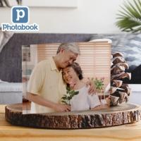 "11"" x 8.5"" Medium Landscape Imagewrap Hardcover Photobook, 80 pages [e-Voucher] Photobook"