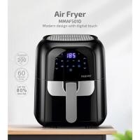 Mayer Digital Air Fryer (5.5L) with 4.2L basket capacity MMAF501D
