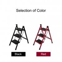 [Ready Stock] 3 Step Lightweight Foldable Ladder