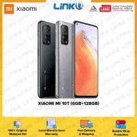 Xiaomi Mi 10T 5G (6GB RAM + 128GB ROM) Smartphone - Original 1 Year Warranty by Xiaomi Malaysia (MY SET)