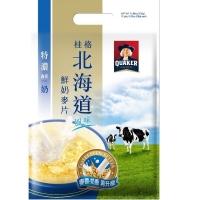 Quaker Hokkaido Extra Strong Milk Cereal (12 packs/bag)