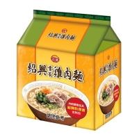 Taijiu TTL Shaoxing Snow Vegetable Chicken Noodle (195g x 12 packs)