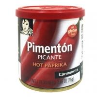 Carmencita Smoked Red Bell Pepper Powder 75g