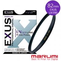 MARUMI EXUS Anti-static‧Anti-splashing‧Anti-ink coating UV L390 82mm