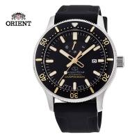 (ORIENT STAR)ORIENT STAR DIVERS 200M Series Mechanical Watch Tape RE-AU0303B Black-43.6mm