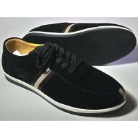(jhs)[JHS 杰 恒 社] CARTELO Cardile Crocodile Mouth 77707 Men's Shoes Spring British Fashion Simple Casual Suede Shoes Men's Tide Shoes Cowhide S