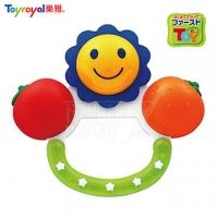"(Toyroyal)Japan's ""Le Ya Toyroyal"" can be sterilized fruit rattles"
