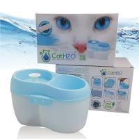 (Dog & Cat)Dog & Cat H2O Aerobic Water Filter 2L-Blue (DC-01)