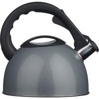 (Premier)Premier stainless steel flute pot (gray 2.2L)