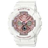 (CASIO)CASIO BABY-G / Charm Circle Exclusive Fashion Sports Watch / BA-130A-7A1