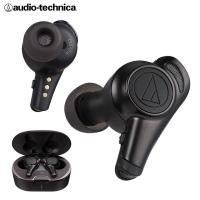 (audio-technica)Audio-Technica ATH-CKR70TW True Wireless Earphone [Black]