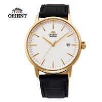 (ORIENT)ORIENT Oriental Watch DATEII Series Mechanical Watch Belt White RA-AC0E03S-40.0mm