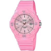 (CASIO)CASIO New Fashion Sports Style Women's Watch - Champagne Powder X Peach Powder (LRW-200H-4E4)