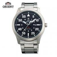 (ORIENT)ORIENT Orient Watch SP series Flying quartz watch steel section FUNG2001B black - 42mm