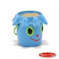 (Melissa & Doug)Melissa & Doug cartoon characters playing the sand the sieve bucket group - octopus filet