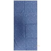(GODDDAY)GOODDAY Magic Turban Striped Blue Pattern