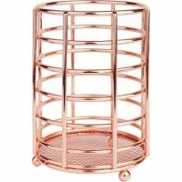 (EXCELSA)EXCELSA tableware storage tube (rose gold)
