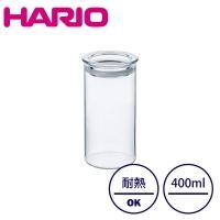 (HARIO)Simple glass jar 400