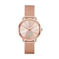 (michael kors)MICHAEL KORS American elegant small seconds Milan watch MK3845