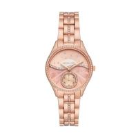 (michael kors)MICHAEL KORS Bright Diamond Romance Design Watch MK4436