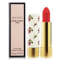 GUCCI moist light perception lipstick (3.5g) # 500 Odalie Red- International Air Edition