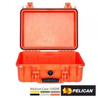 (Pelican)PELICAN 1450NF airtight box - empty box (orange)