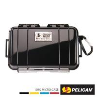 PELICAN 1050 Mini Waterproof airtight box - (Black)