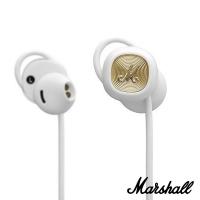 (Marshall)[Welfare Products] Marshall Minor II Bluetooth White Bluetooth Earbud Earphone