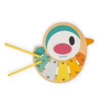 (Janod)【Janod, France】Baby Fantasy World-Baby Glockenspiel
