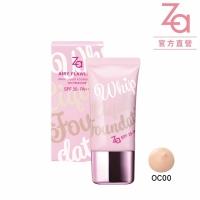 Za makeup natural light foundation honey OC00 25g