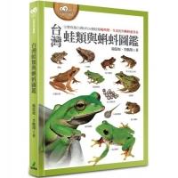 (貓頭鷹)台灣蛙類與蝌蚪圖鑑