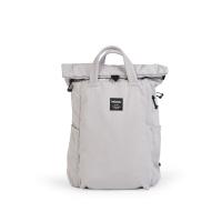 (hellolulu)Hellolulu Tate urban style multifunctional backpack-light gray