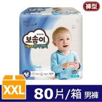 BOSOMI寶舒美 美國棉褲型-男褲XXL(20片x4包)