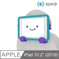 Speck Case-E iPad 10.2吋 居家/車上二用防摔保護套-藍綠/紫色