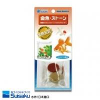(SUISAKU)Water purification as magical stone - goldfish
