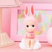 (Sonny Angel)Sonny Angel Bobbing Head 2021 limited edition cloud shaking head doll star rabbit