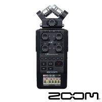 (zoom)ZOOM H6 Handheld Voice Recorder Company Cargo Black