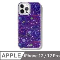(SONIX)US Sonix iPhone 12/12 Pro Sweet Dreams Luminous Sleepwalking Antibacterial Military Standard Anti-fall Mobile Phone Case
