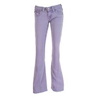 (truereligion)[United States True Religion] Joey Super T flare jeans - PX purple
