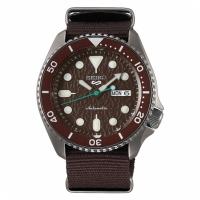 (seiko)SEIKO 5 sport sports mechanical watch / brown 4R36-07G0E (SRPD85K1)