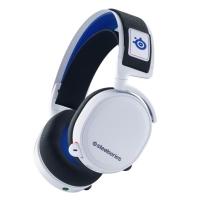 [SteelSeries Sairui] Arctis 7P white wireless racing headset