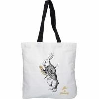 (CreativeTops)CreativeTops Cotton Tote (Fairy White Rabbit)