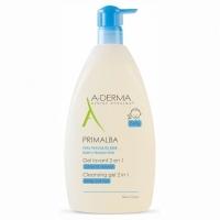 A-DERMA Yifu US new leaves baby shampoo bath essence 750ml