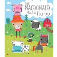 (Make Believe Ideas)Old MacDonald Had A Farm 趣味數數書(外文書)